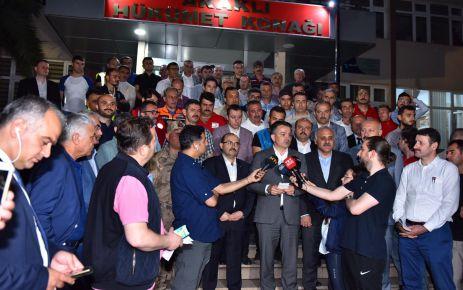 """Başkan Zorluoğlu: """"Devletimiz Araklı için seferber oldu"""""""