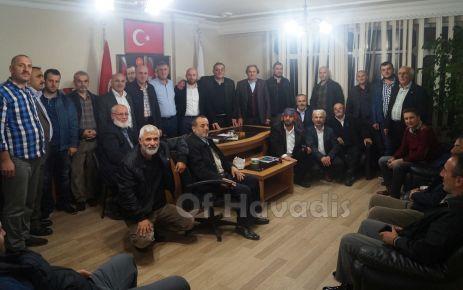Başkanlar Sarıalioğlu ve Terzioğlu'ndan Teşekkür