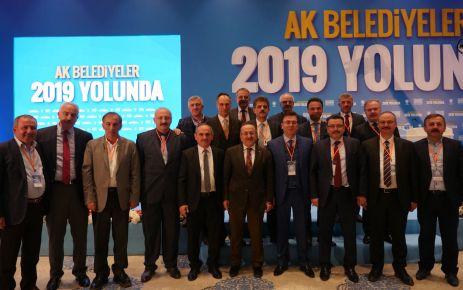 Belediye Başkanları Tokat'ta toplandı