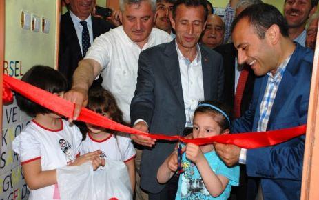 Bölümlü Mehmet Akif Ersoy İÖO'da okuma şenliği düzenlendi