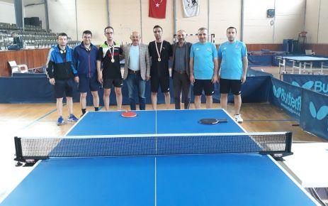 Büyükşehir Belediyesi Masa Tenisi takımı Türkiye finallerinde