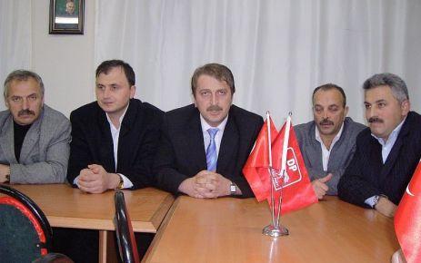 Çakır'dan Erdoğan'a destek çağrısı