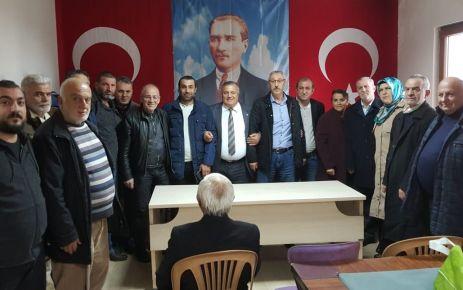 CHP'de Bülent Saral Başkan Adayı