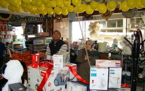 """Çizgi'den """"Patlat balonu, al hediyeyi"""" kampanyası"""