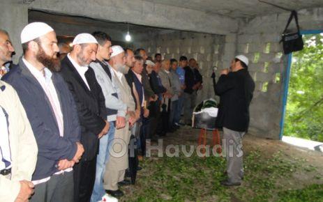 Cordanoğlu ailesinin acı günü