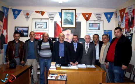 Dernekpazarı Belediye Başkanlığı için Ak Parti'den 7.aday
