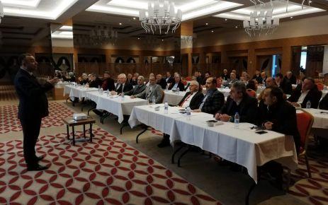 DKBB Başkanları Rize'de buluşturdu