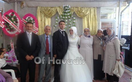 Düzenli ailesinin mutlu günü