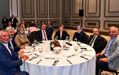 Emniyet Müdürü Çevik Trabzon'a veda etti