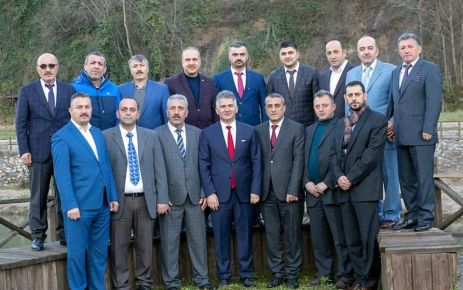 Güngör Saral'ın Meclis Üyesi adayları belli oldu
