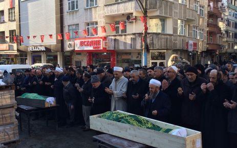 Hacıahmetoğlu ve Banzaroğlu ailelerinin acı günü