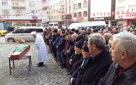 Hacımurtezaoğlu ailesinin acı günü