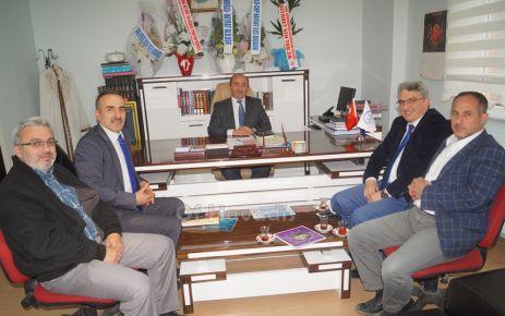 Hayrat Müftülüğü'ne Mustafa Kayış atandı