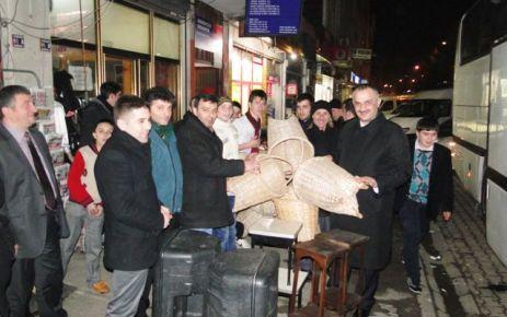 Her Yönüyle Trabzon'da Of da yerini alıyor