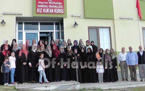 İHL'li öğrenciler 45 günde Arapça öğrendiler