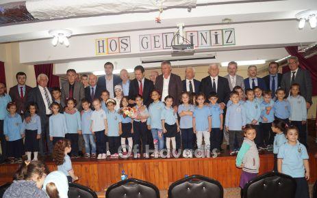 İlköğretim Haftası Şehit Öğretmen Ali Bulut'ta kutlandı