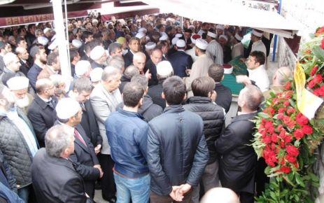 İlyas Vanlıoğlu hoca son yolculuğuna uğurlandı