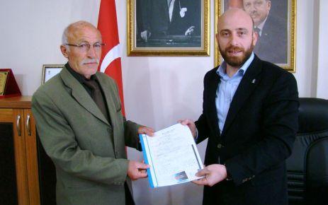 Karaaslan ve Tellioğlu Ak Parti'de Meclis'e aday