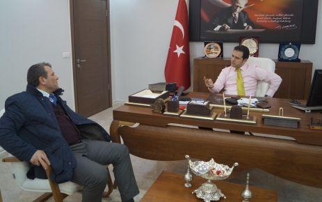 Kaymakam Fırat'tan Müdür Özcan'a sportif etkinlik talimatı