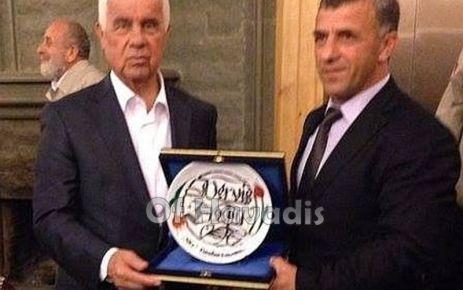 KKTC Cumhurbaşkanı Eroğlu Uzungöl'de