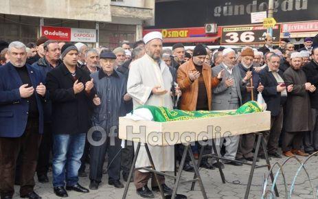 Mehmet Akbulut son yolculuğuna uğurlandı