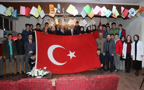 Mehmet Akif Ersoy vefatının 82. yılında Of'ta anıldı