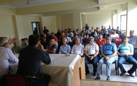 Mesleki Eğitim Yürütme Kurulu velilerle buluştu