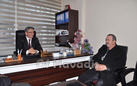 MHP'nin Hayrat Adayı Yaşar Hacıosmanoğlu