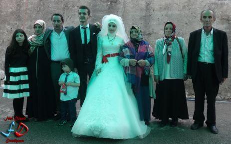 Mirace Hanife ile Serkan mutlu sona ulaştı
