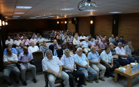 Müdür Kabahasanoğlu müdürlere yeni müfredatı anlattı