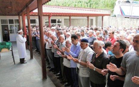 AA Bölge Müdürü Murat Kaban'ın baba acısı