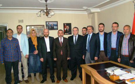 Of Ak Parti'de 8.aday adayı Mustafa Saral