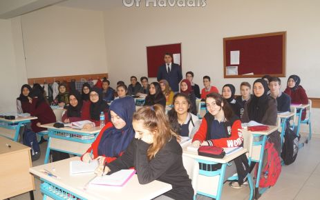 Of Anadolu Lisesi'nde hedef Of'un Marka Okulu olmak