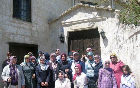 Of GÜLDER Isparta, Konya, Nevşehir gezisi düzenledi