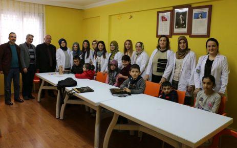 Of Havadis'ten Dayıoğlu Rehabilitasyon Merkezi'ne ziyaret