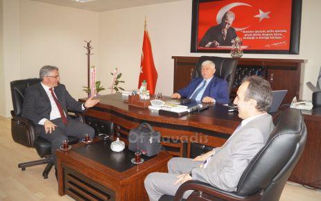 Of Havadis'ten Müdür Kabahasanoğlu'na 24 Kasım ziyareti
