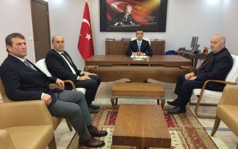 Of Gençlik ve İlçe Spor Müdürlüğü'ne Özcan Demirel atandı