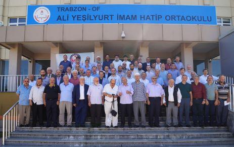 Of İmam Hatip mezun ve mensupları 17.Vuslat'ta buluştu