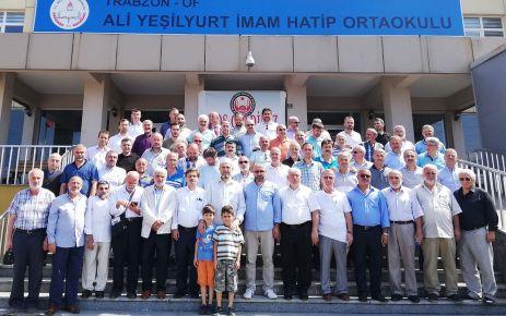 Of İmam Hatip mezun ve mensupları 18.Vuslat'ta buluştu