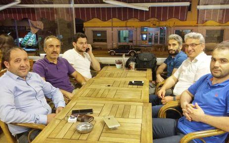 Of Medya Derneği Temmuz ayı istişare toplantısını yaptı