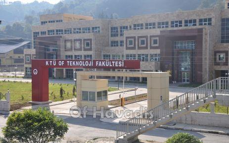 Of Teknoloji Fakültesi'ne 153 başvuru