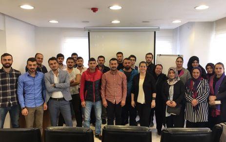 Of TSO 2016 yılı girişimcilik eğitimleri tamamladı