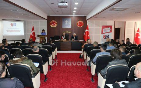 OF TSO ve İŞKUR'dan İstihdam Seferberliği toplantısı