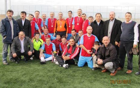 Oflu imamların yer aldığı Trabzon Müftülüğü Şampiyon
