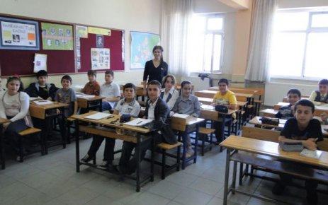 Oflu Öğrenciler İngilizce Konuşacak