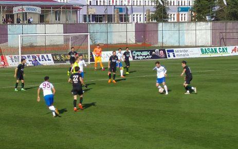 Ofspor 2.yarıya Üsküdar galibiyetiyle başladı