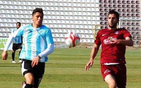 Ofspor Bandırmaspor karşısında galibiyeti kaçırdı