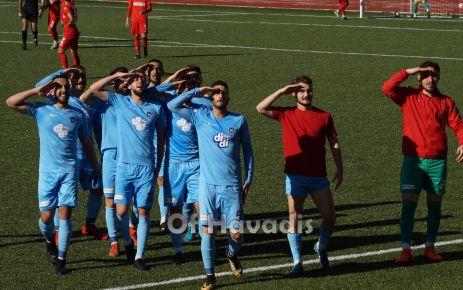 Ofspor Çatalcaspor'u tek golle geçti