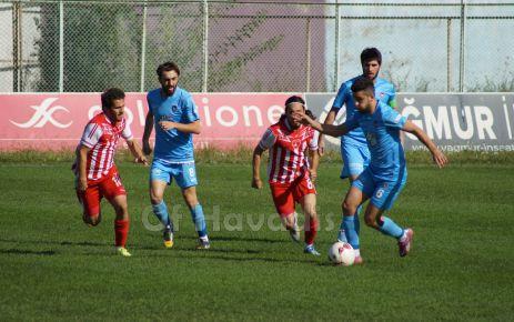 Ofspor Denizli Büyükşehir'e 2 gol attı ama yenemedi