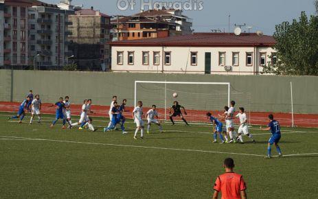Ofspor Erbaaspor'a takıldı